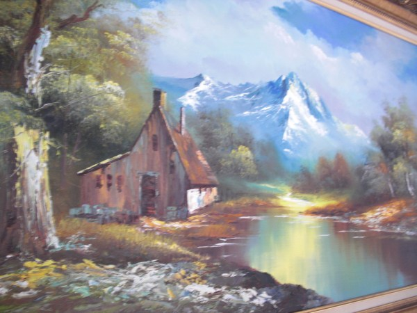 Beautiful Landscape Oil Paintings