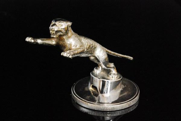 Rare Desmo Jaguar Ss Car Mascot Collectors Weekly
