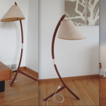 Danish Teak Floor Lamp Collectors Weekly