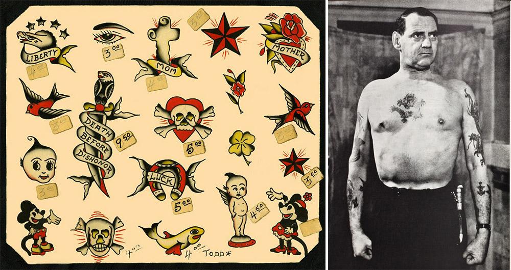 Alex Turner Tattoo Meaning