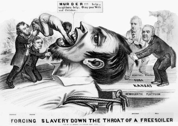 Black Civil Rights Political Cartoons