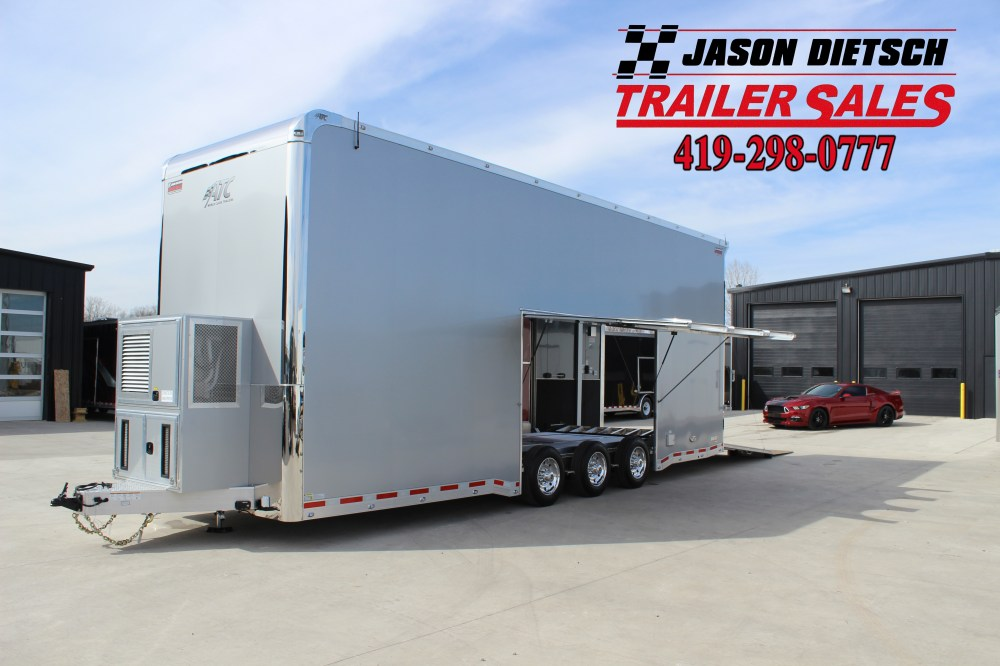 medium resolution of jason dietsch trailers jason dietsch trailer sales in edgerton oh is your flatbed enclosed