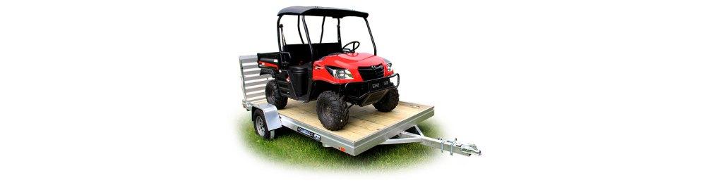 medium resolution of now carrying aluma trailers
