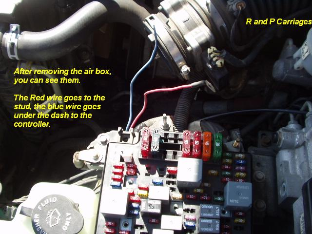 Trailer Brake Controlhere Is The Wiring Diagrams For You To Hook It