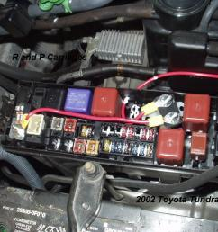 2002 toyota tundra without tow package brake controller installation [ 1024 x 768 Pixel ]