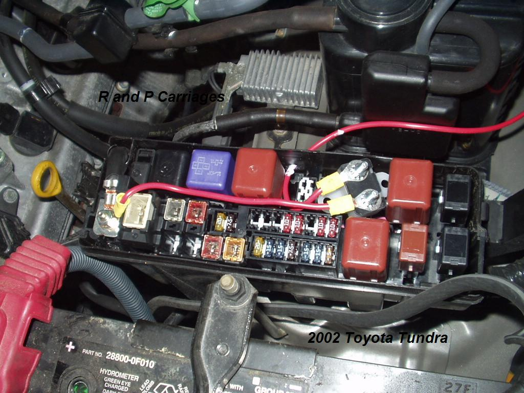 hight resolution of 2002 toyota tundra without tow package brake controller installation