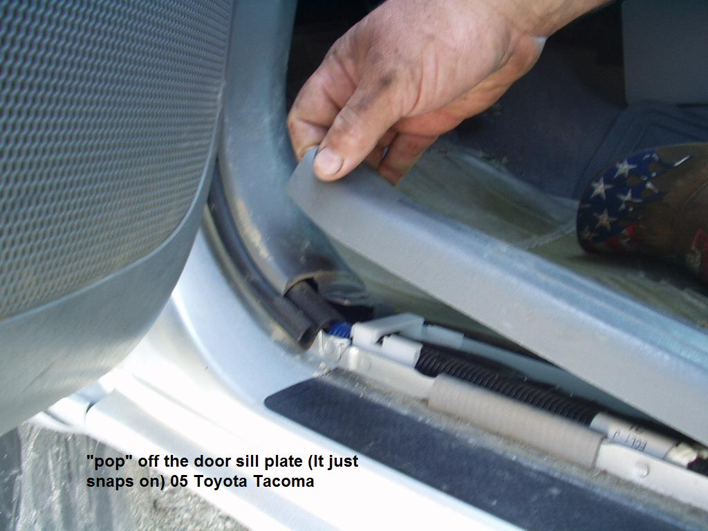 hight resolution of 2005 toyota tacoma brake controller installation r and p carriagesremember the above colors are just