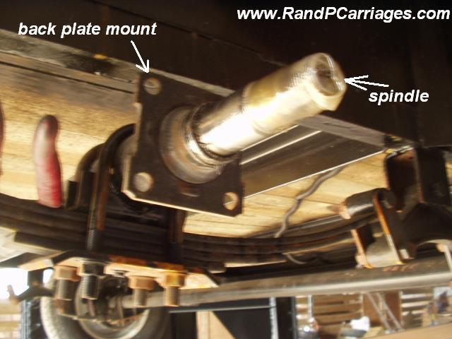 Wiring Brakes Breakaway Switch Fiberglass Rv