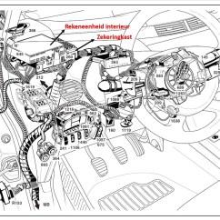 Citroen Berlingo Van Radio Wiring Diagram 2002 Saturn Sl Diagnosetips Uit De Praktijk Centrale Deurvergrendeling
