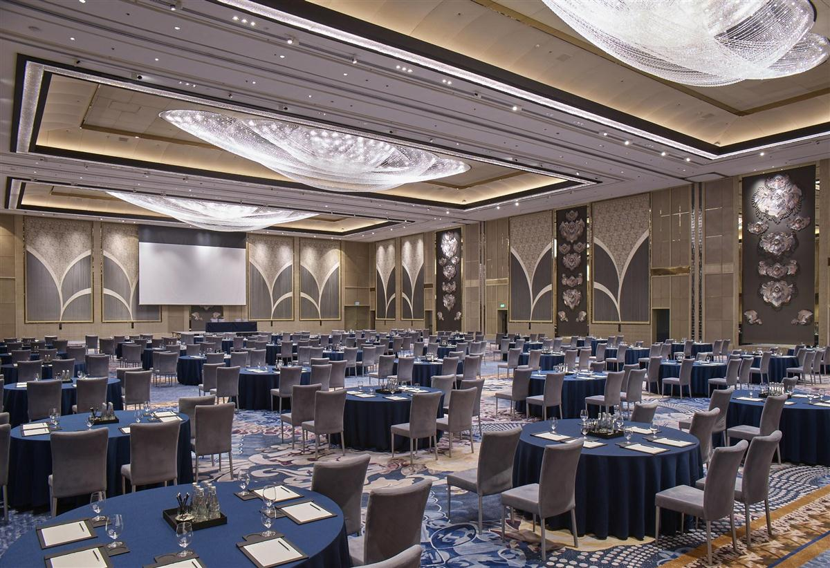 Meetings And Events At Shangri La At The Fort Manila