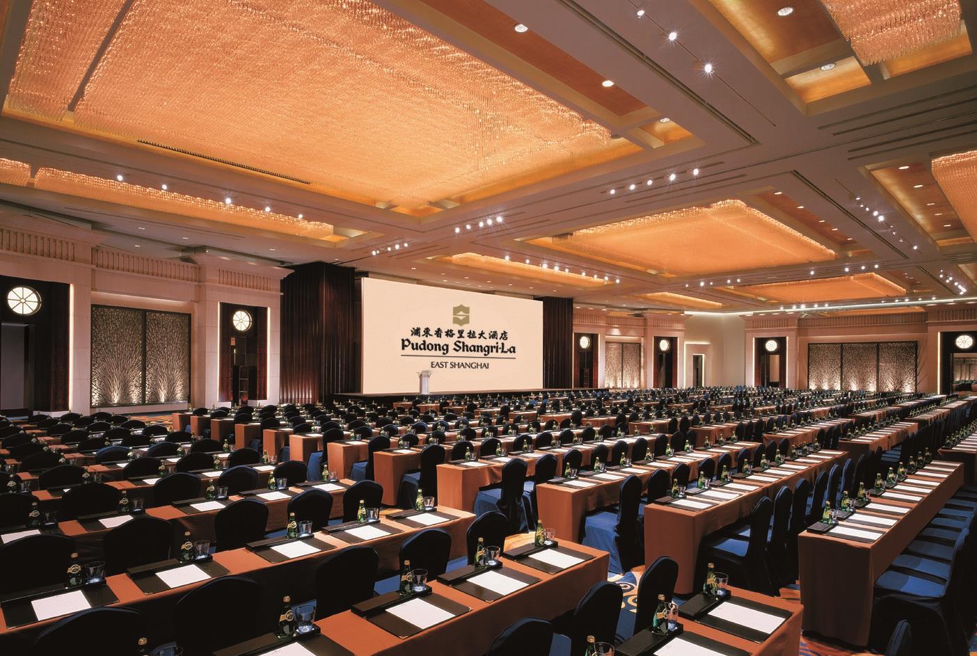 Meetings And Events At Pudong Shangri La Hotel Shanghai