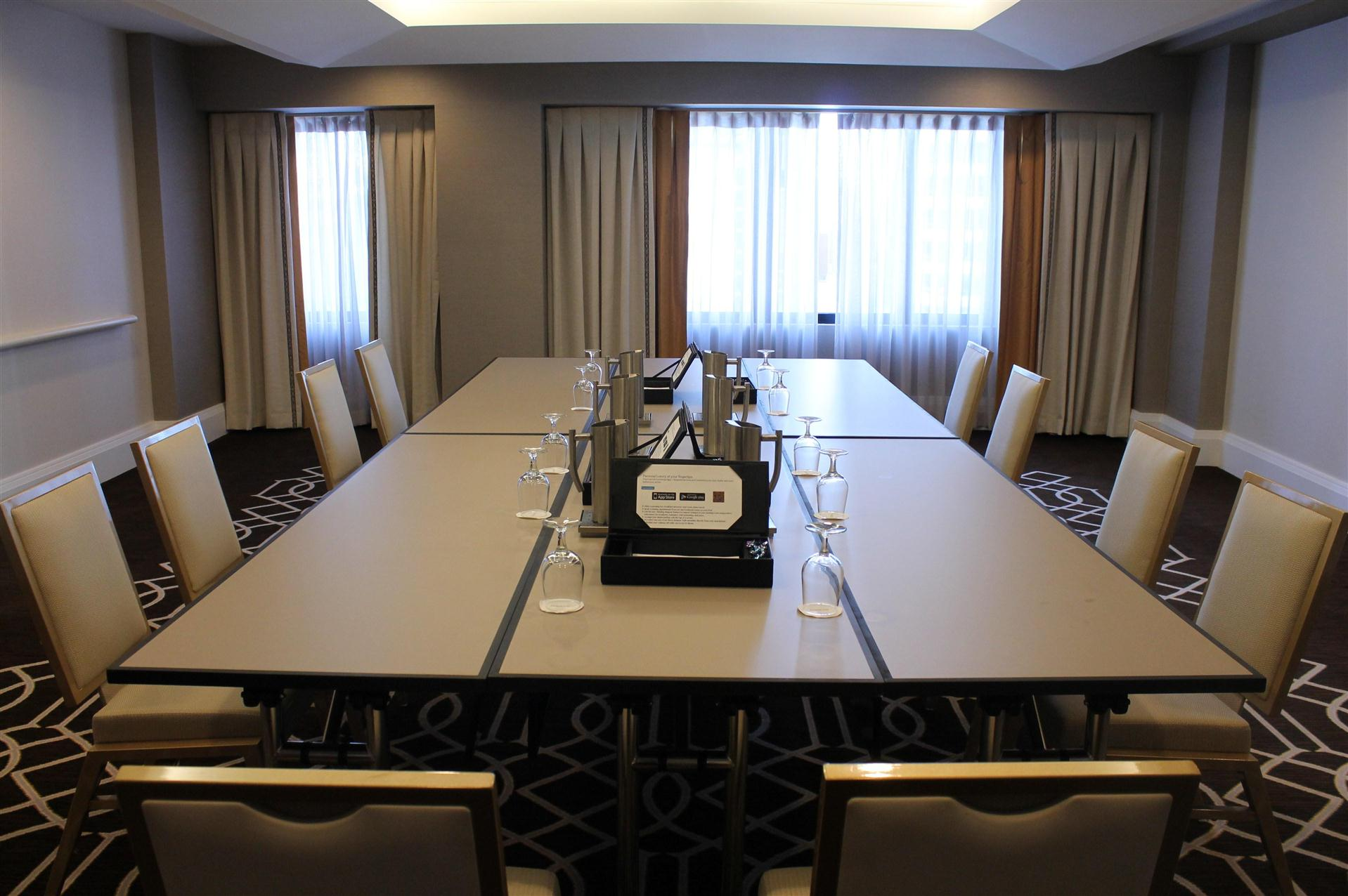 Meetings And Events At The Gwen A Luxury Collection Hotel
