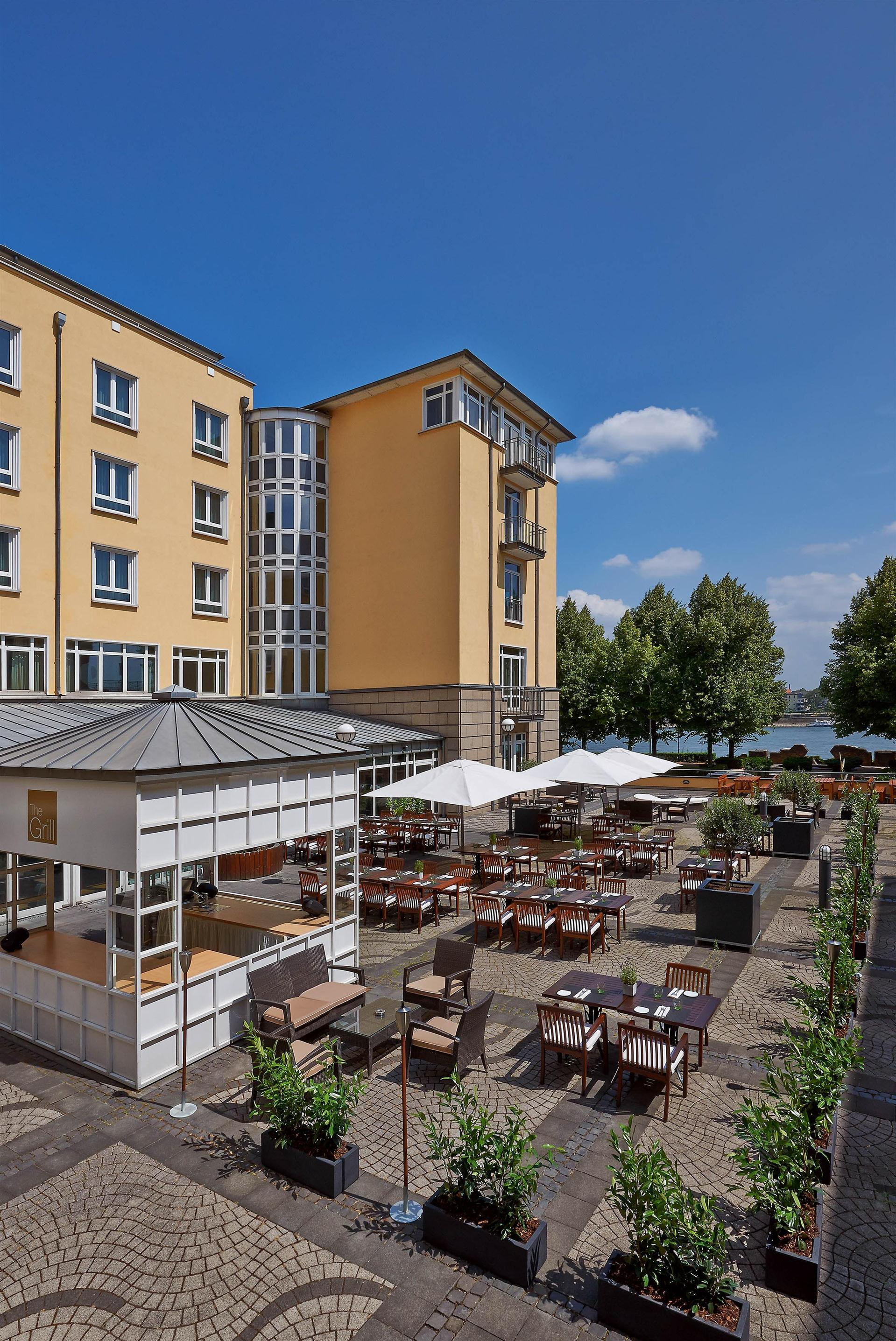 Meetings And Events At Cologne Marriott Hotel Cologne De