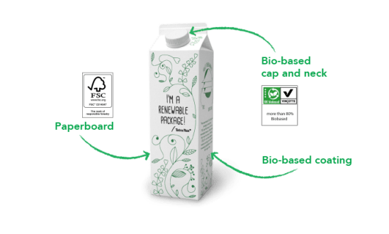 Tetra Pak delivers more than half a billion fully