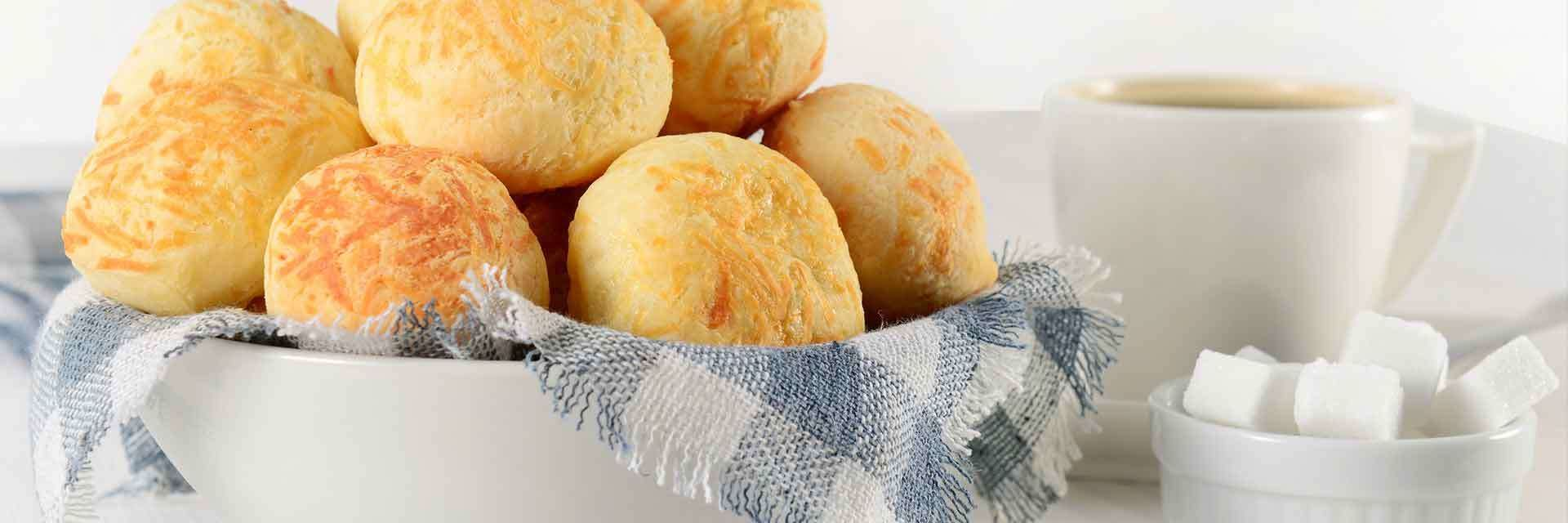 Po de queijo  Confira a receita  Amo KitchenAid