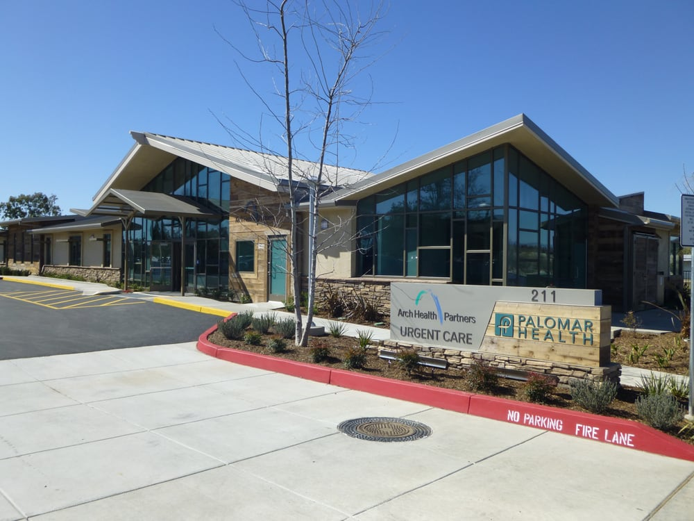 Arch Health Partners  Ramona  Book Online  Urgent Care