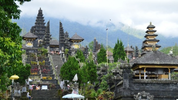 Temples In Indonesia Tourist Attractions