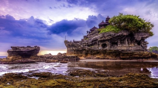 Pura Tanah Lot: The Sea Temple   Bookmundi