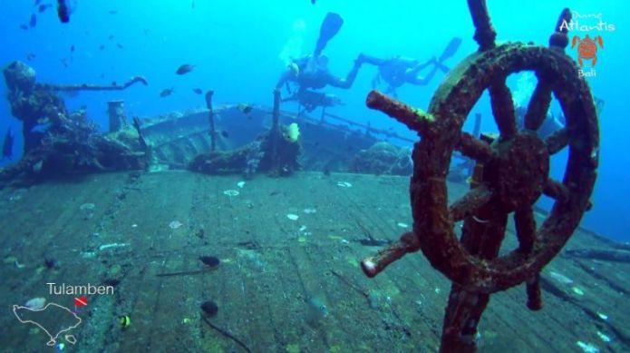 Shipwreck Scuba Diving In Bali By Rio Bali Tours Bookmundi