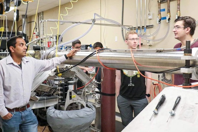 UCF Steers DOE-Funded Grant to Advance Hydrogen Fuel Research.