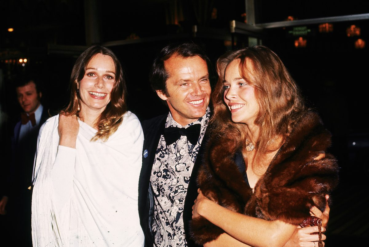 The Joker Jack Nicholson The Rake