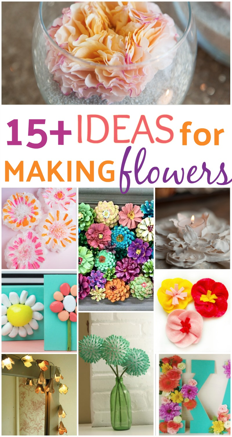 15 ideas for making