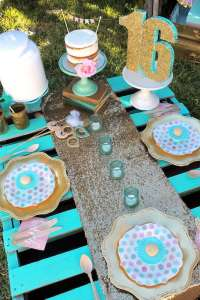 DIY Sweet 16 Party Themes