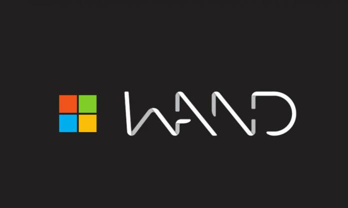 Image result for microsoft wand labs