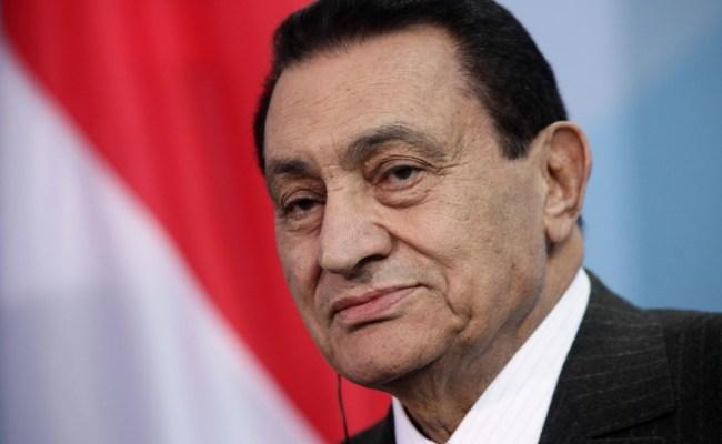Timeline Hosni Mubarak Egypt S President For Three