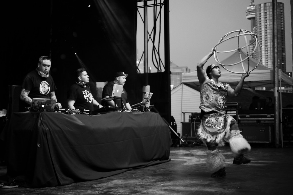 chair dance ritual song cross back kitchen chairs this is what happens when native powwow meets electronic music