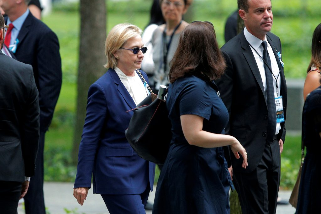 hillary clinton and what