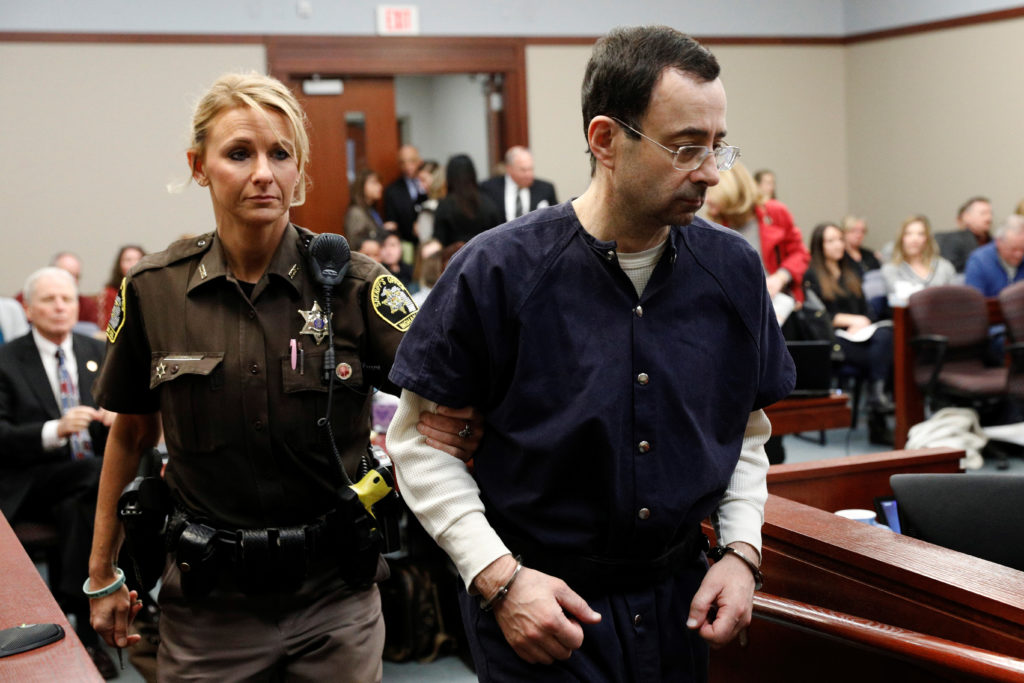 Michigan State University fined $4.6 million in Nassar case | PBS ...