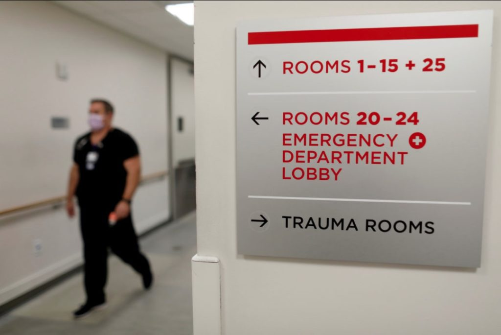 Why there are shocking costs on your emergency room bill