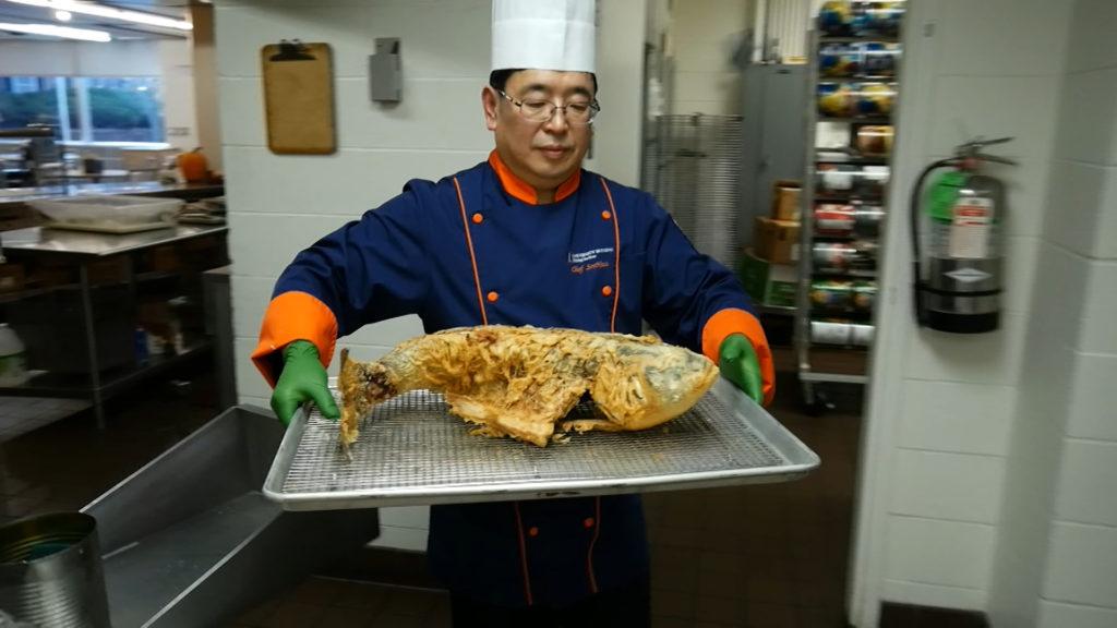 'If you can't beat 'em eat 'em:' University of Illinois ...