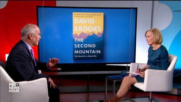 Image result for david brooks second mountain