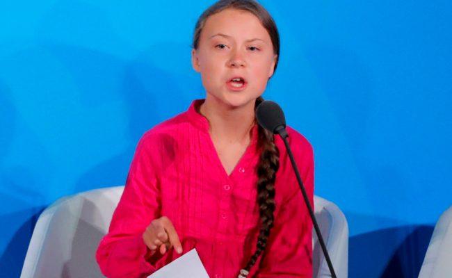 Read Climate Activist Greta Thunberg S Speech To The Un
