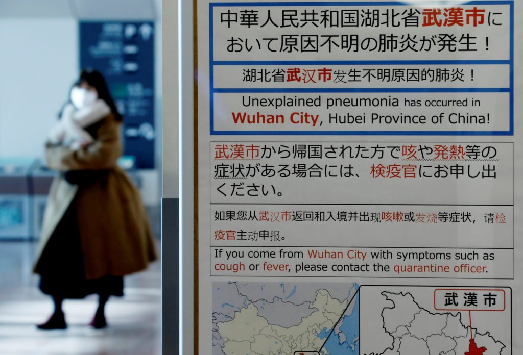 U.S. gets 1st case of new virus that caused an outbreak in China ...