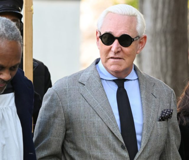 Trump Ally Roger Stone Sentenced To  Months In Prison Pbs Newshour