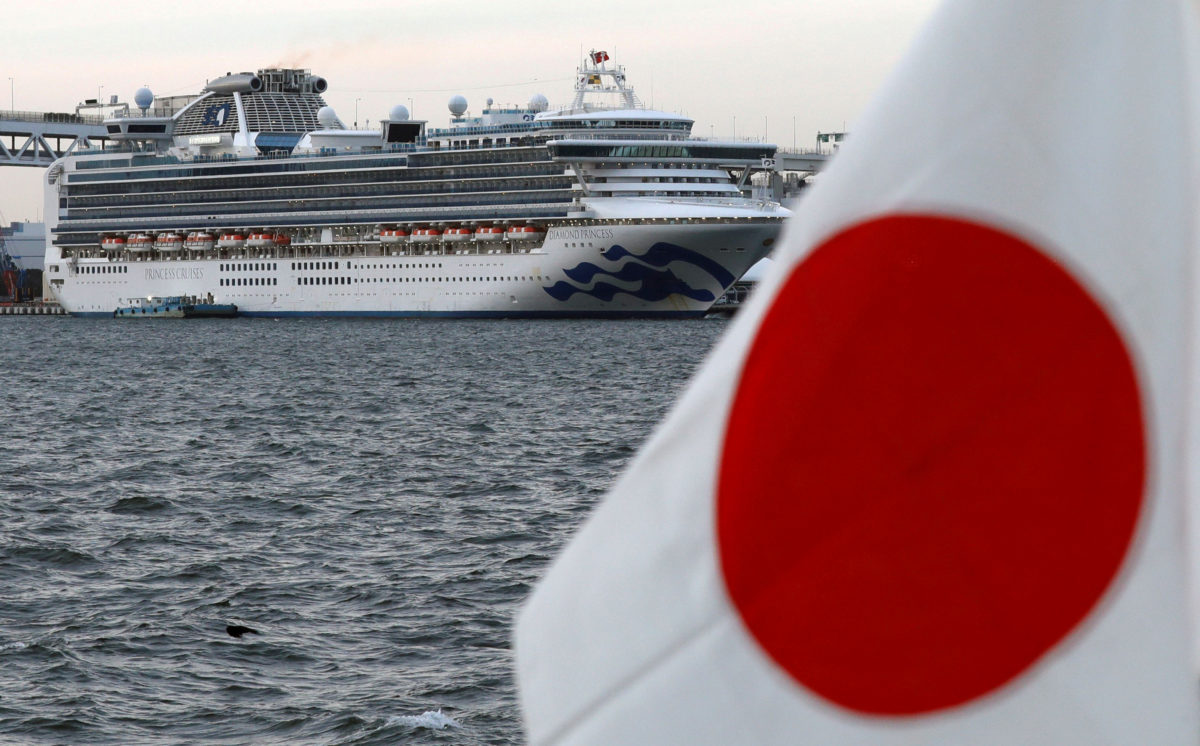 Japan reports 1st death from novel coronavirus, 44 more cases on ...