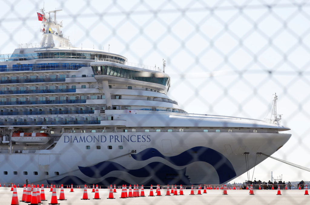 How a dream cruise ended with a novel coronavirus quarantine | PBS ...