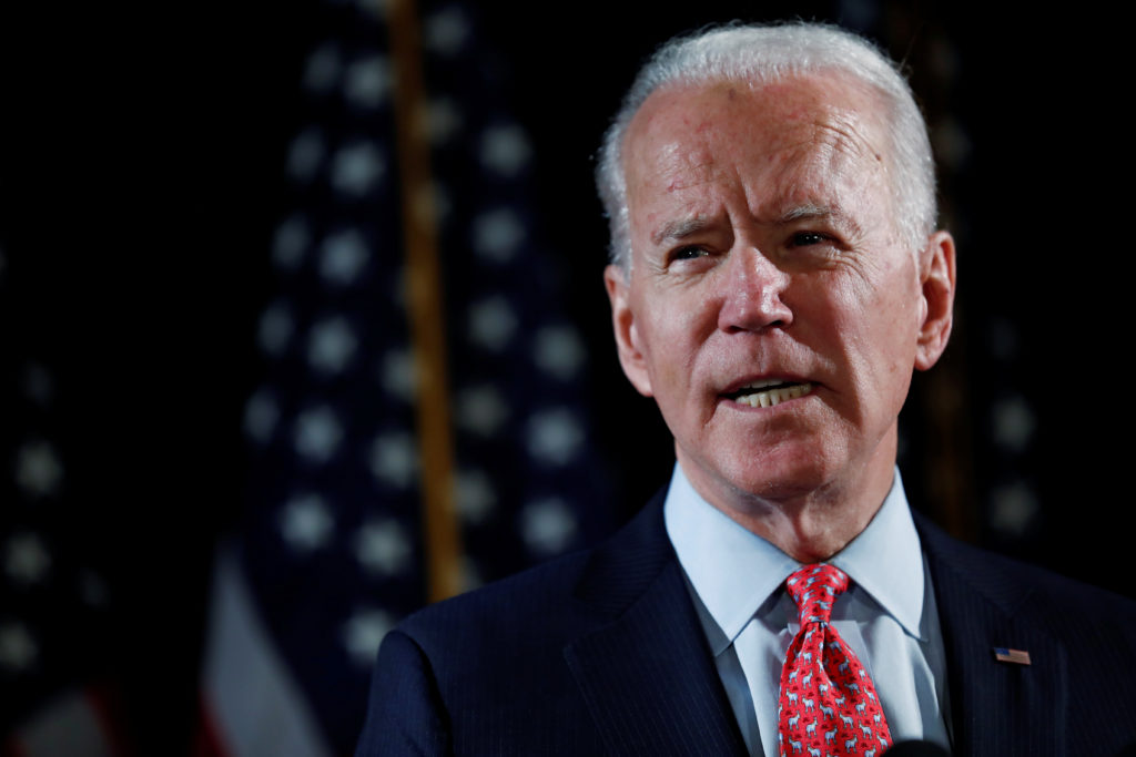 Joe Biden wins Florida as coronavirus disrupts primary voting ...
