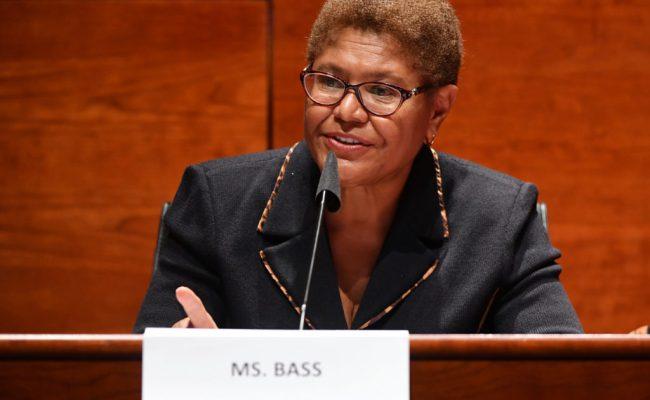 Rep Karen Bass On Democratic Police Reform Bill And