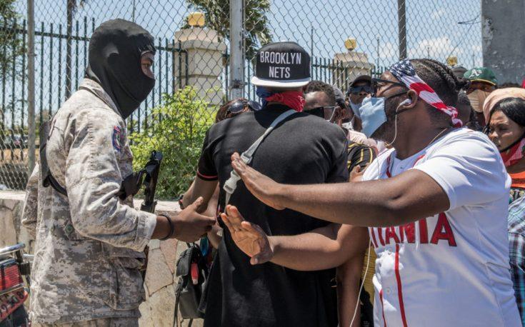 We need help': Haiti's interim leader requests US troops | PBS NewsHour  Weekend