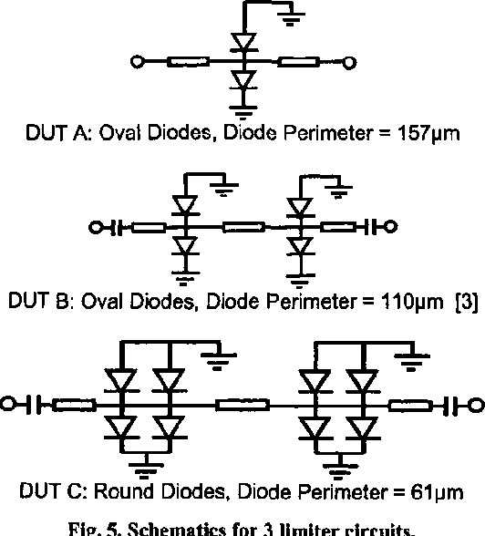 Pin Diode Circuit Model