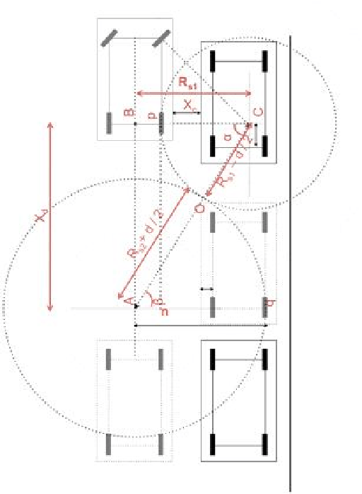 Autonomous Parallel Parking Methodology for Ackerman