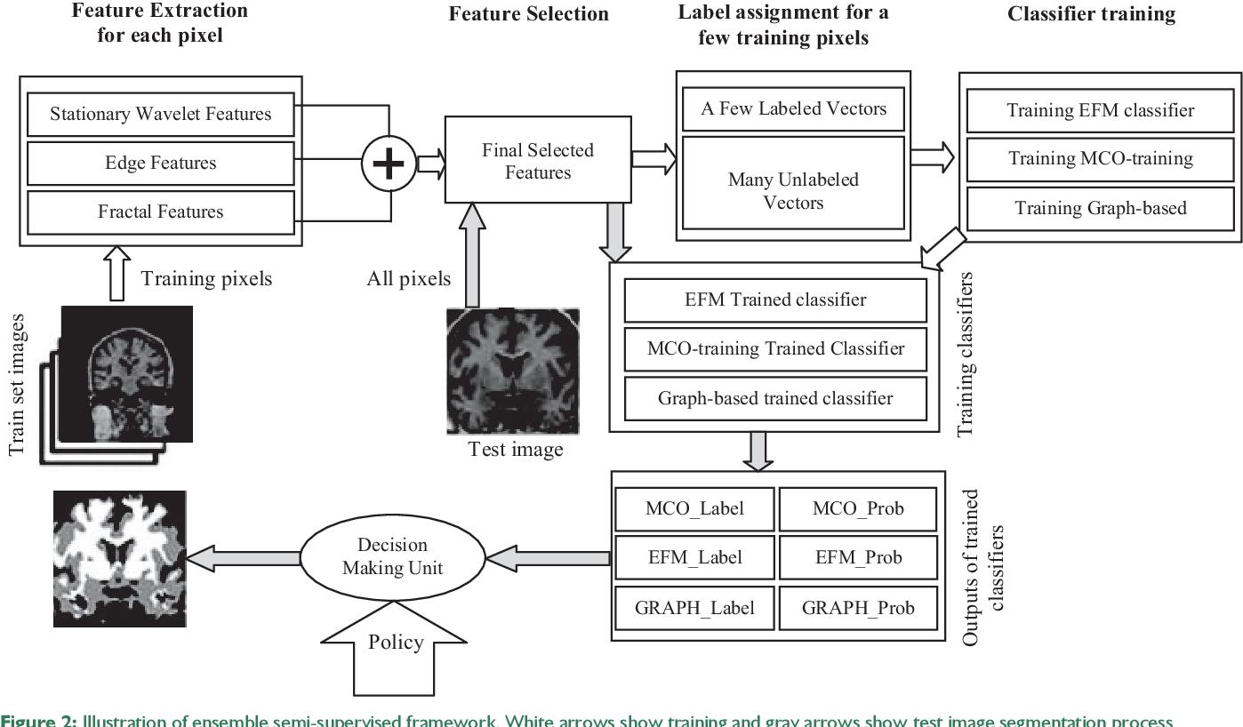 Figure 2 from Ensemble Semi-supervised Frame-work for