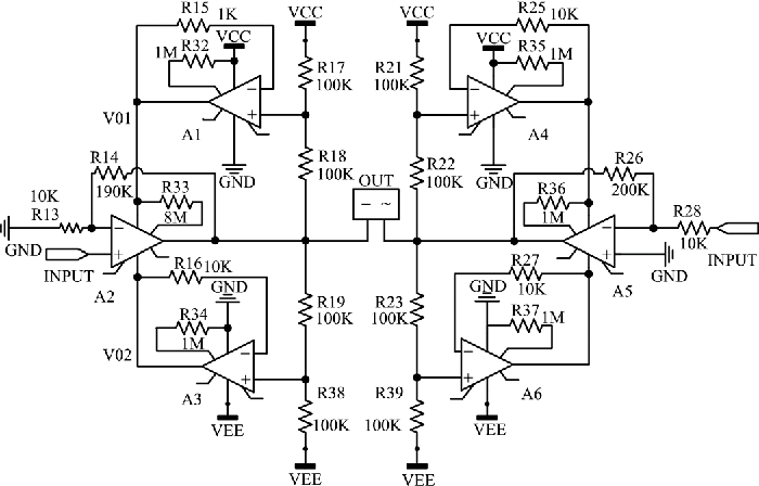 Figure 1 from A Cascaded Linear High-Voltage Amplifier