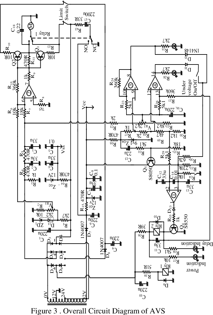 Figure 3 from Design Calculation of Automatic Voltage