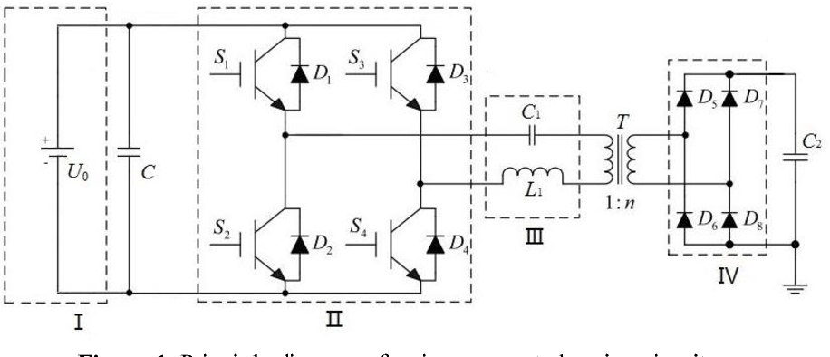 High Voltage Capacitor Charger Circuit
