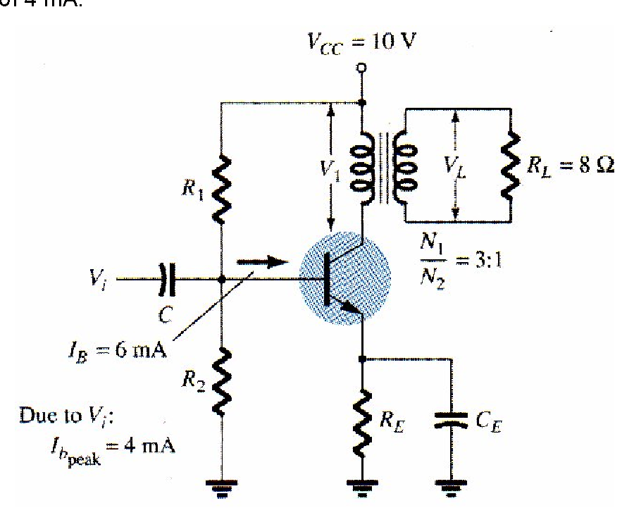 Figure 15.18 from Power Amplifiers 15.1 Introduction